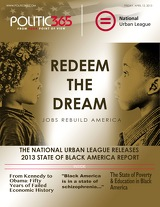 state of black america nul