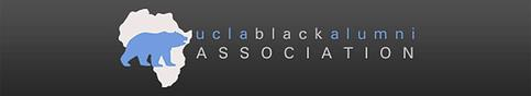 black alumni logo