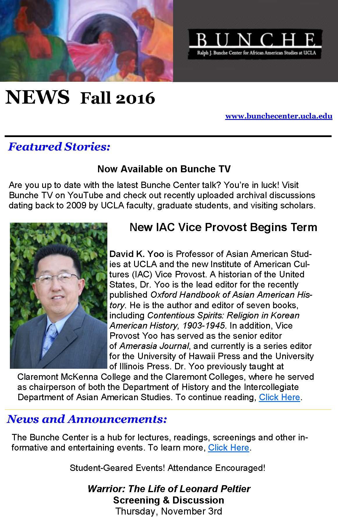 bunche-center-newsletter-fall2016-cover