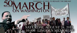 march on washington rally