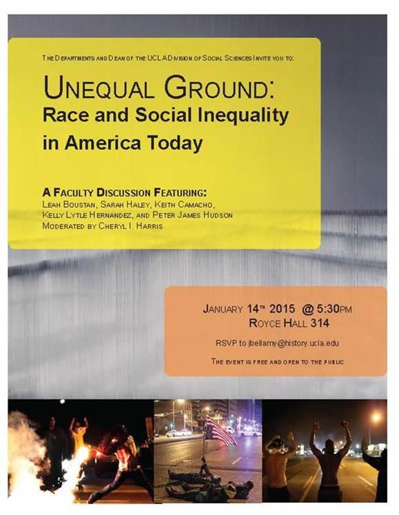 unequal ground