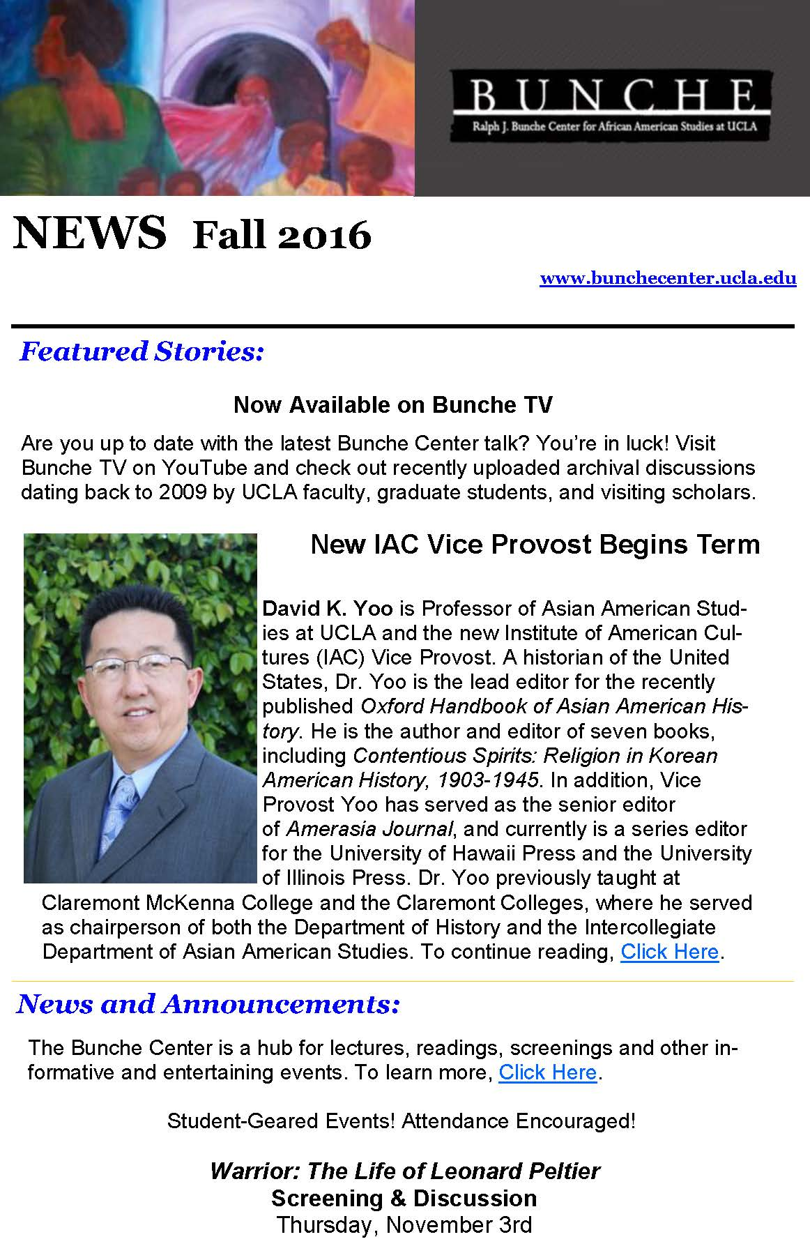 bunche-center-newsletter-fall2016-cover