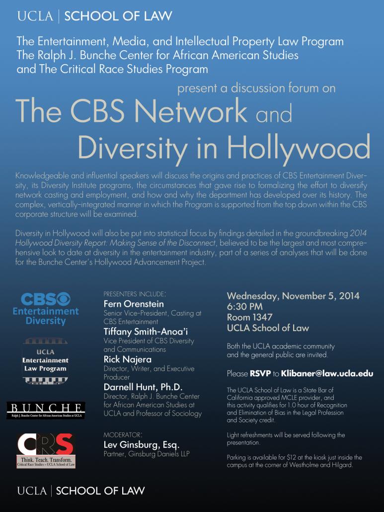 CBS-Diversity graphic announcement 102214